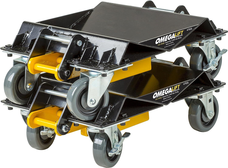 Omega 47020 HD 3 in 1 Car Dolly Set