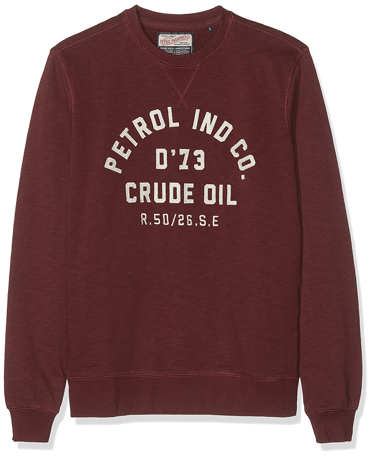 Petrol Industries Sweat Jersey para Hombre