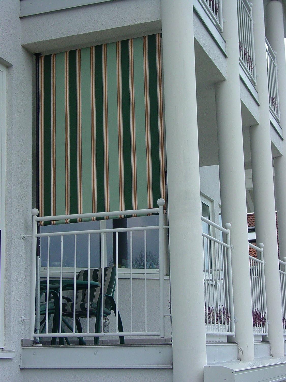 /2316//9100/Paravista per Balcone Dralon Numero 9100 Angerer/ 120/cm