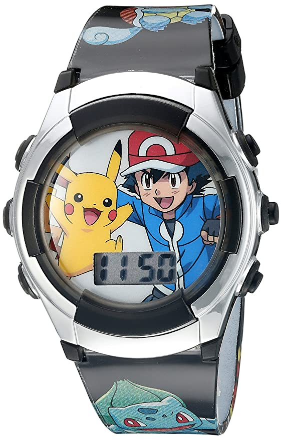 Pokemon Digital Watch