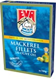 Eva Mackerel Fillets in Olive Oil 115 g,  115 g