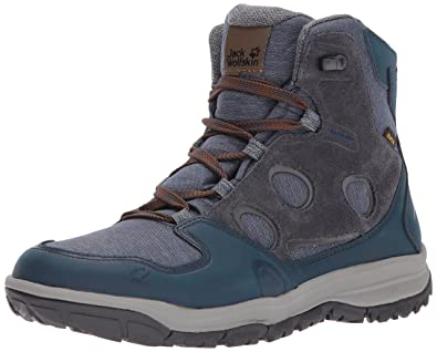 89603e86 Jack Wolfskin Men's Vancouver Texapore MID M Fashion Boot Night Blue 8 ...
