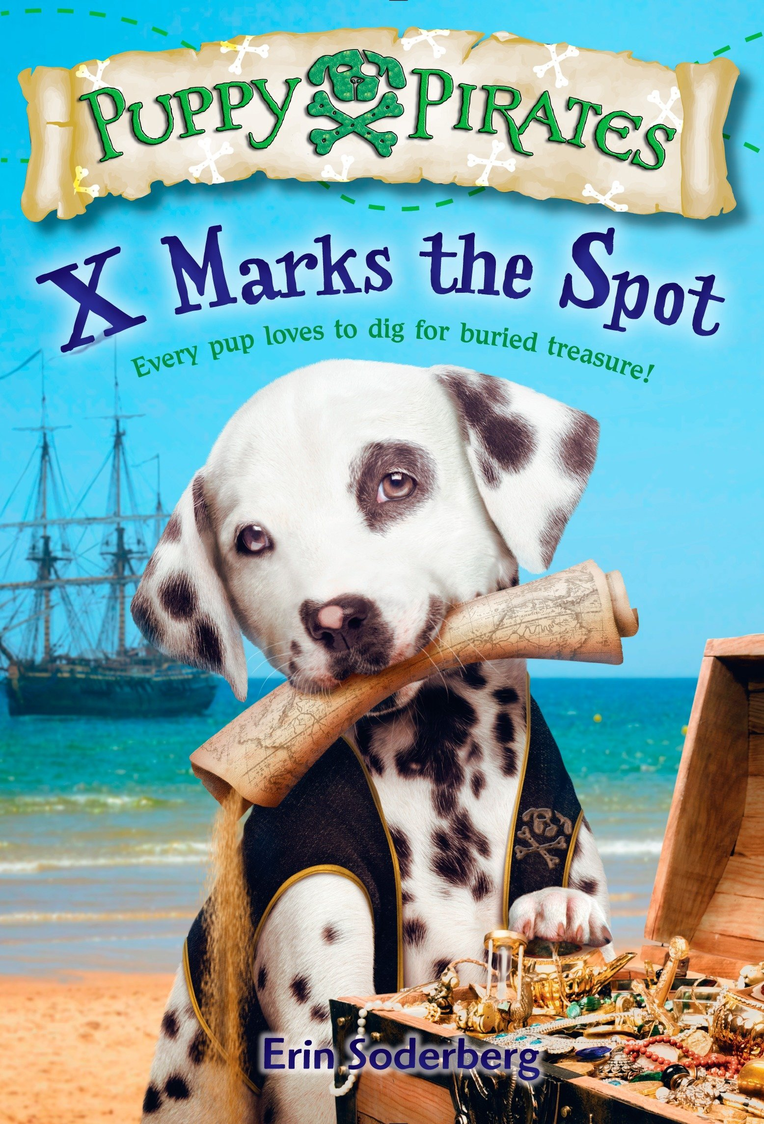 Download Puppy Pirates #2: X Marks the Spot PDF