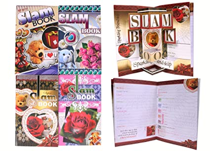Gifts Online Kids Slam Book Pack Of 12