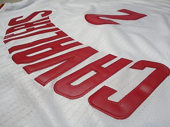 Adidas - Camiseta Jersey NBA Kyrie Irving, Cleveland Cavaliers Swingman , Weiß: Amazon.es: Deportes y aire libre