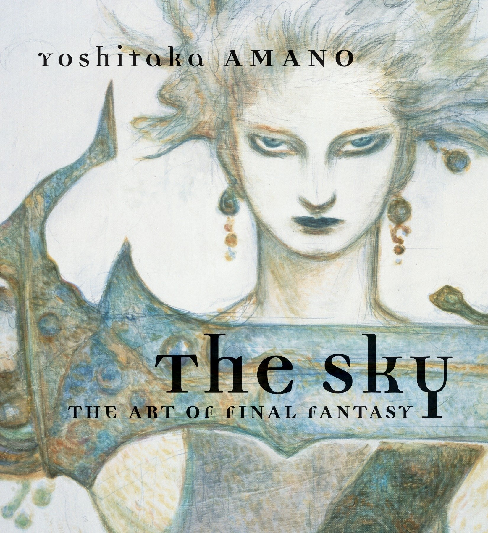 The Sky: The Art of Final Fantasy Slipcased Edition pdf epub