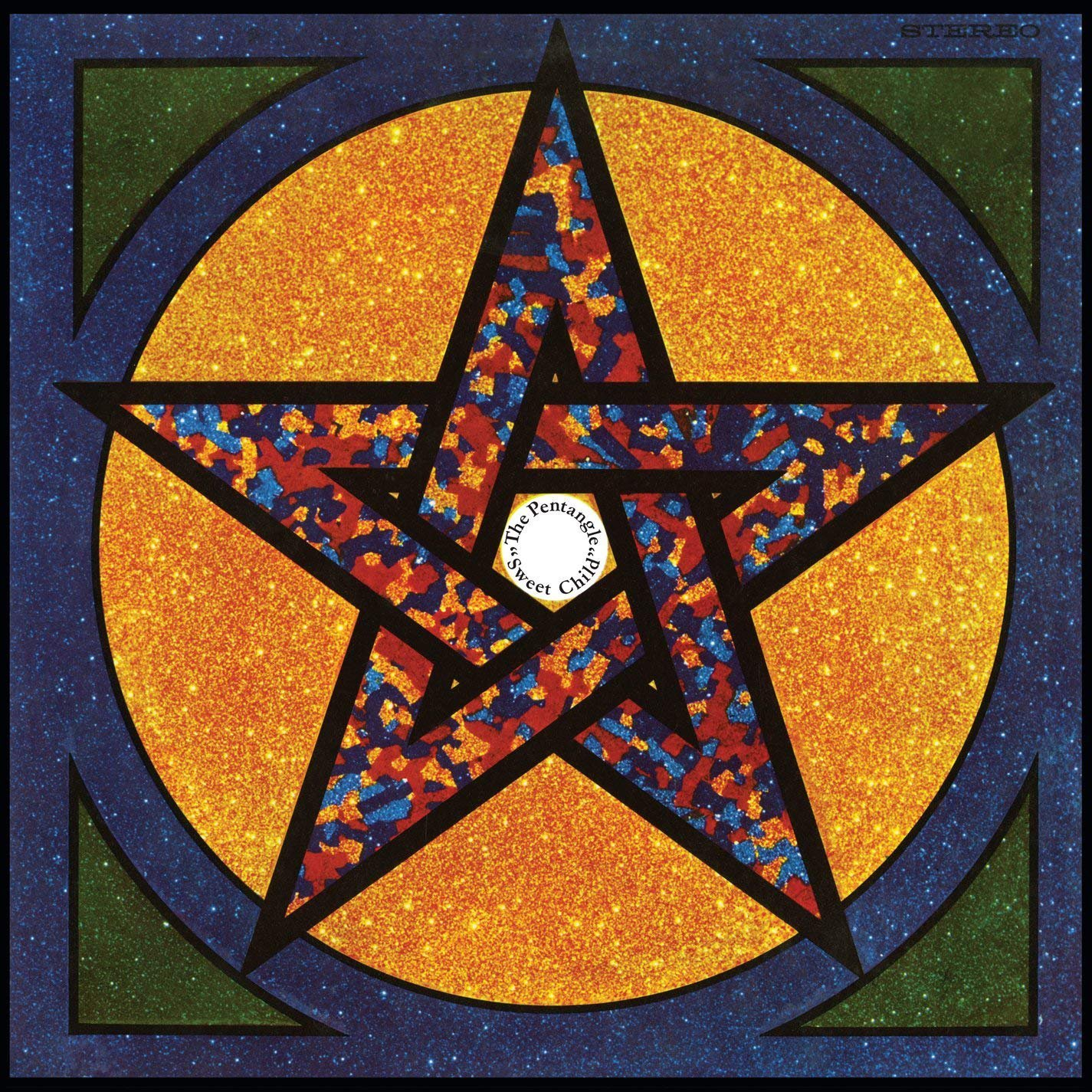 Vinilo : Pentangle - Sweet Child (Limited Edition, Colored Vinyl, Blue, Anniversary Edition, 2PC)