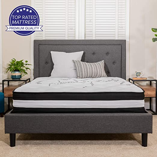 Pocket Spring Medium-Firm Mattress for side sleepers