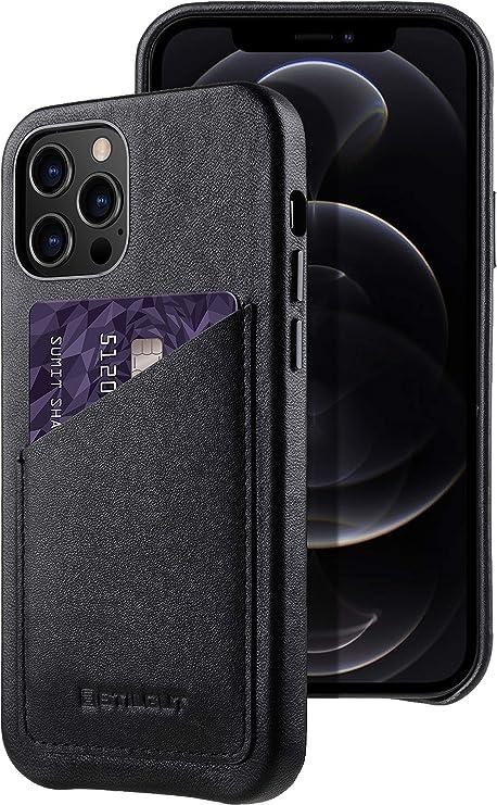 Stilgut Cover Kompatibel Mit Iphone 12 Pro Max Hülle Elektronik