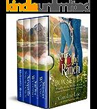 Caroline Lee's River's End Ranch Boxed Set 1-4 (River's End Ranch Boxed Sets Book 4)
