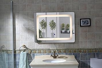 Badspiegel Badezimmerspiegel Wandspiegel Spiegel Led