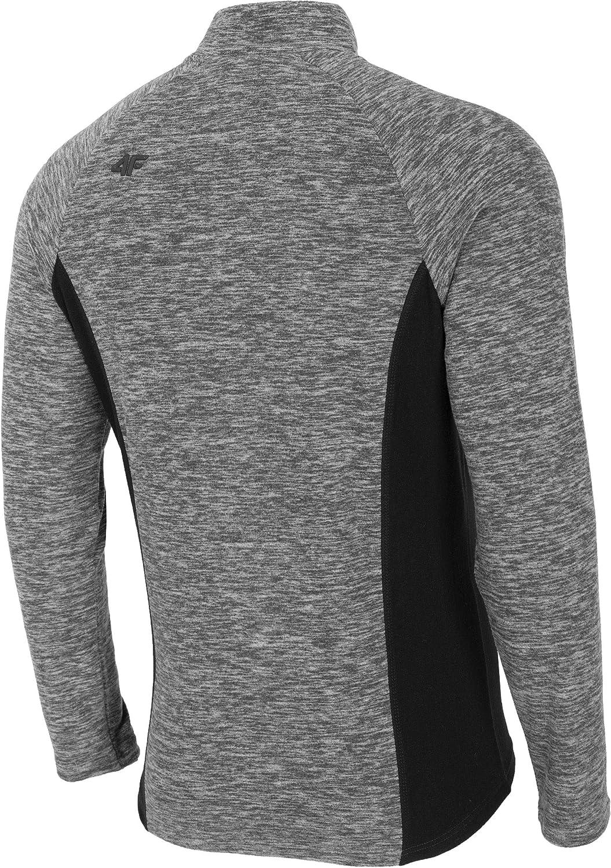 4F Herren Fleece Funktions Shirt Felian Fleeceshirt