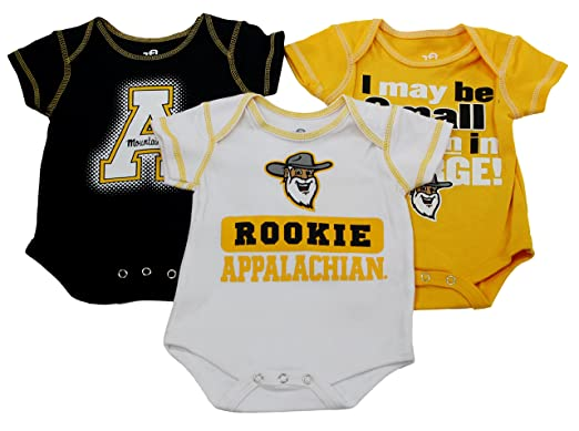 Amazon Com Outerstuff Appalachian State Mountaineers Baby Clothing