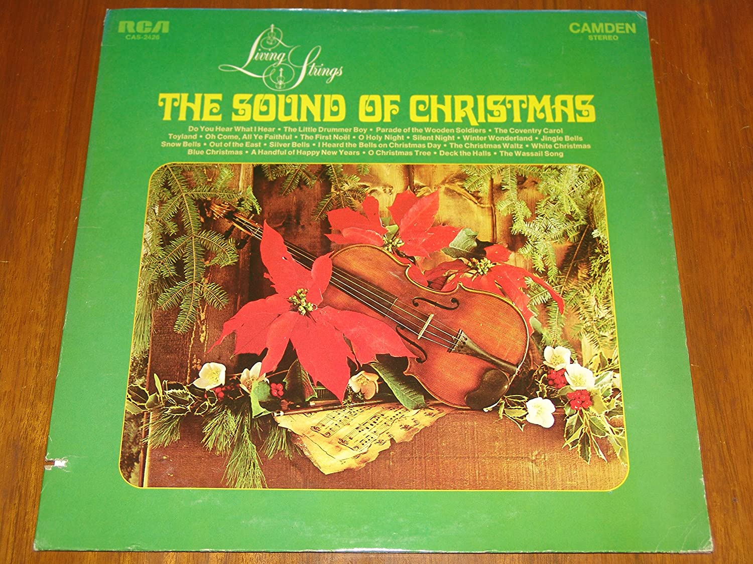 Living Strings - The Sound of Christmas - Amazon.com Music