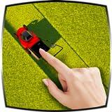 Lawn Mower: Green Grass
