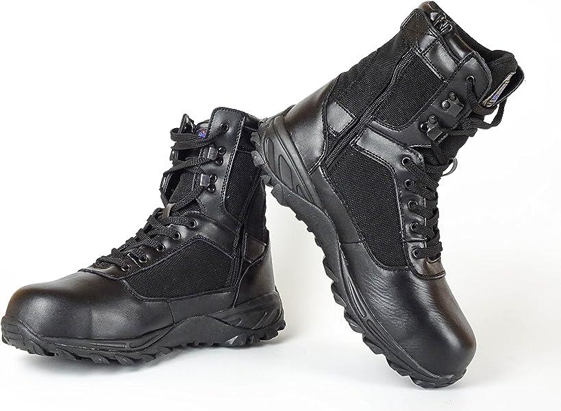 a7667460452 Mt. Emey 6506 Men's Composite Toe Work Boot Black - Amazon Mỹ   Fado.vn