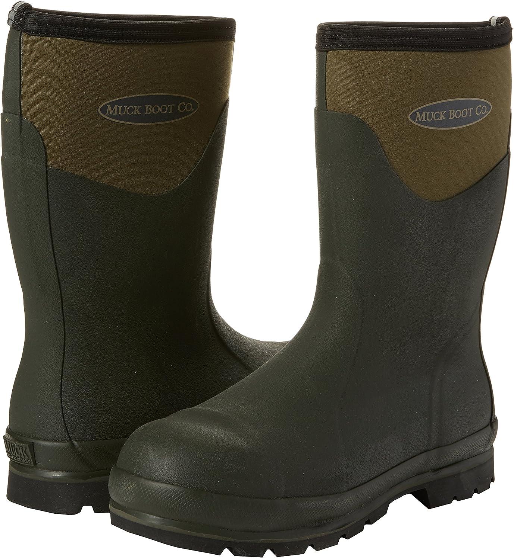 Muck Boots Humber-Mid Boot Botas de Agua Unisex Adulto