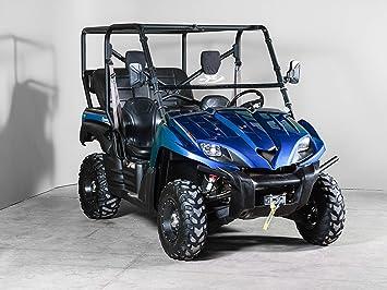 Amazoncom Kawasaki Teryx Full Tilting Utv Windshield 316