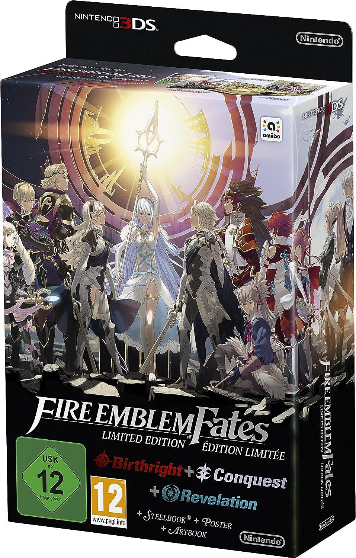 Fire Emblem Fates - Special Edition: Amazon.es: Videojuegos