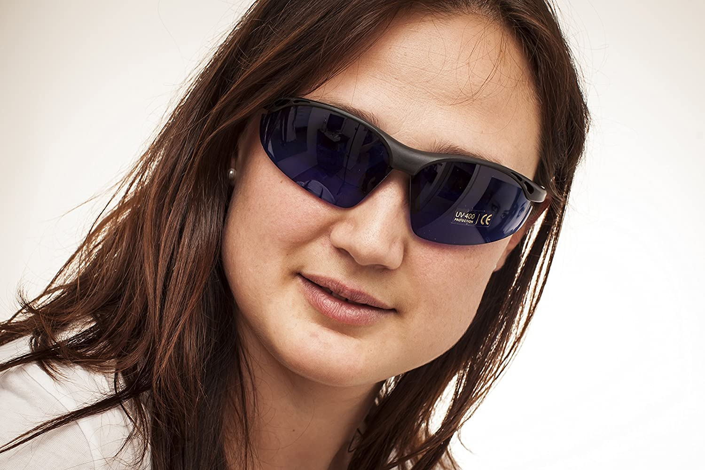 FarbtherapiebrilleSPORT orange Sportbrille