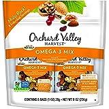 Orchard Valley Harvest Omega-3混合物,无人造成分,28.3克(8包)