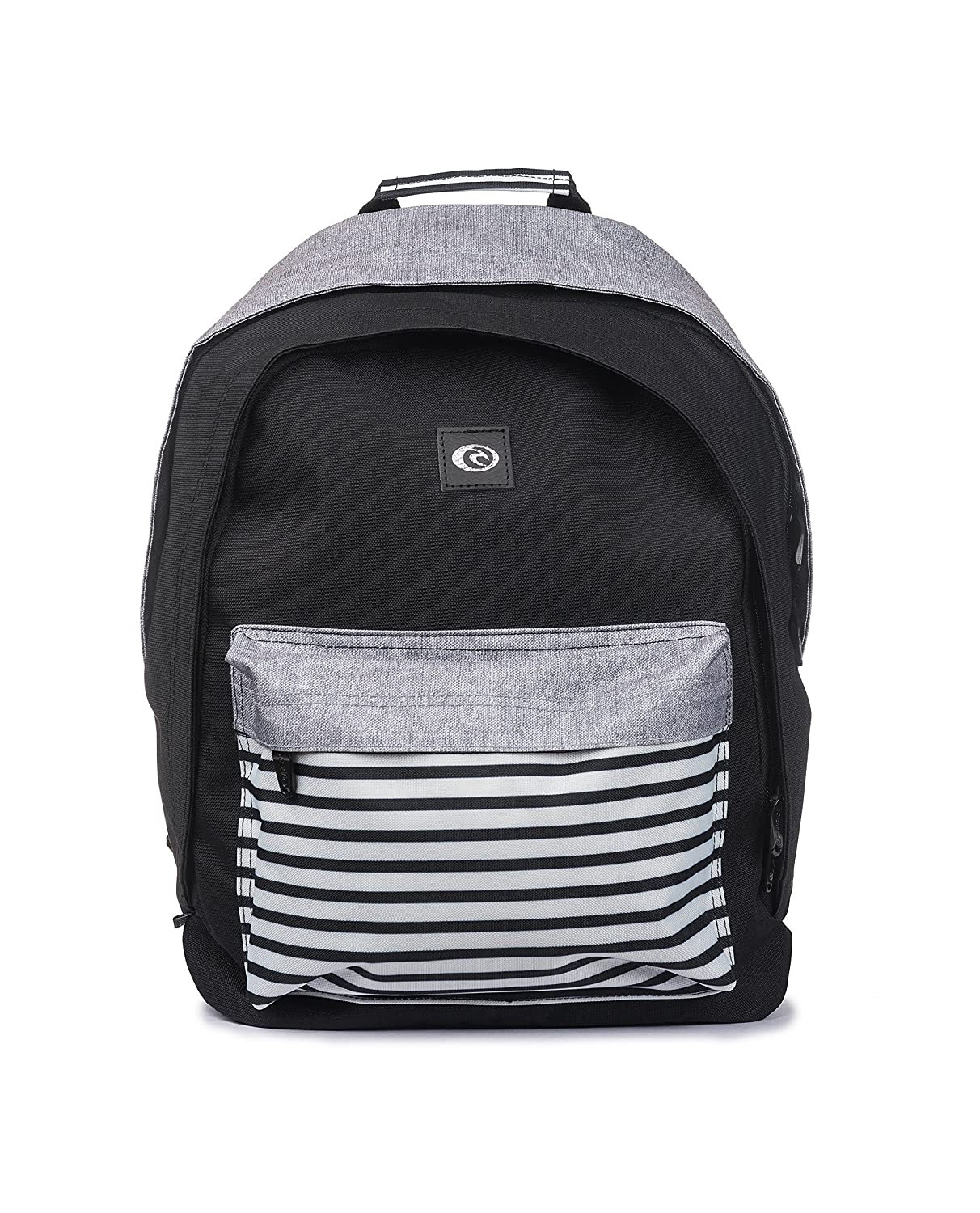 Rip Curl Double Dome Essentials Backpack in Black