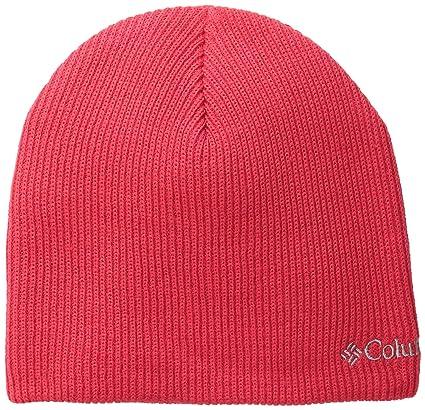 Columbia Whirli Bird Reloj Headwear – Gorra Talla única Camelia, Color Rojo