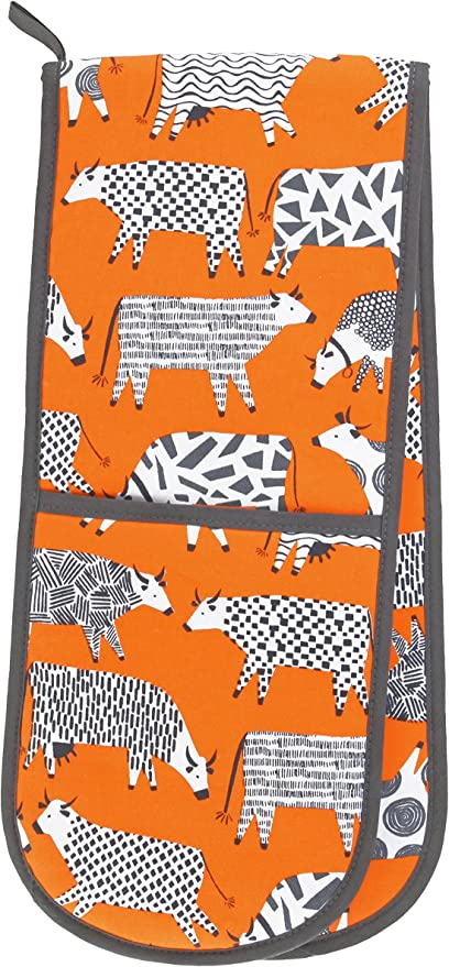 Curious Cows Tea Cosy by Ulster Weavers
