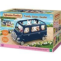 Sylvanian Families- Family Seven Seater Mini Muñecas Y