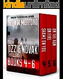 The Ozzie Novak Thrillers: Books 4-6: Redemption Thriller Series 16-18 (Redemption Thriller Series Box Set Book 6)