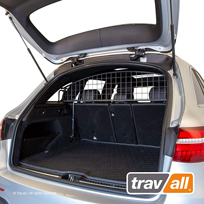 Travall Guard Hundegitter Tdg1499 Maßgeschneidertes Trenngitter In Original Qualität Auto