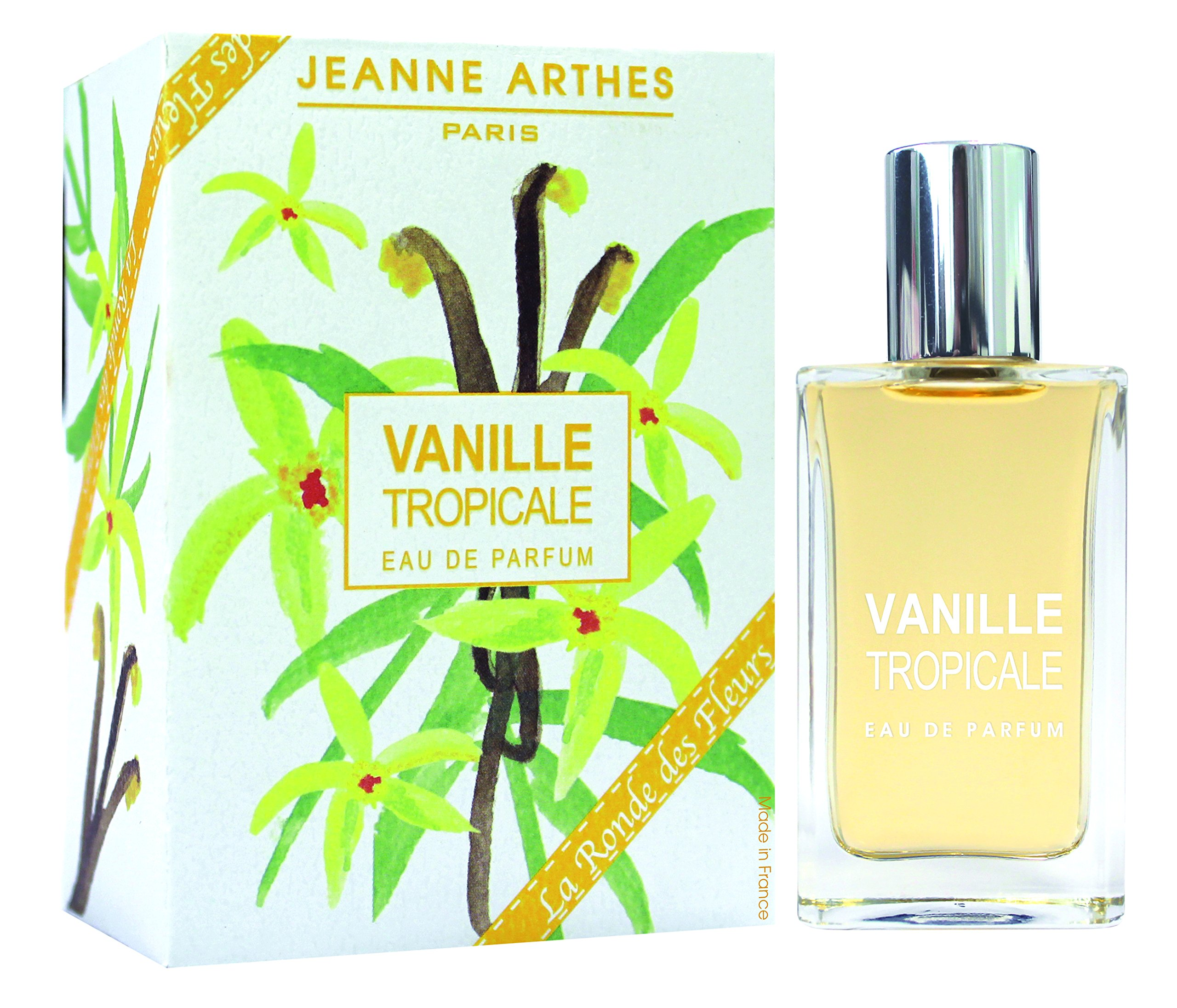 Jeanne Arthes - Eau de Parfum - La Ronde des Fleurs - tropical vanilla - 30ml