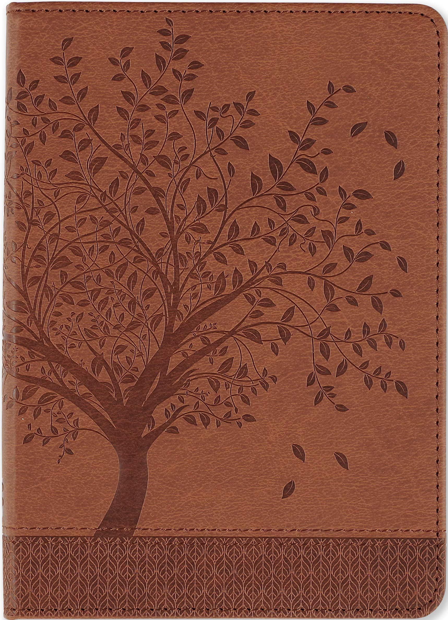 Tree Journal Vegan Leather Notebook product image