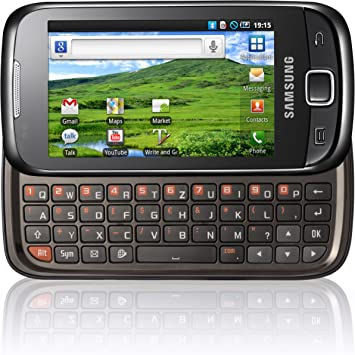 Samsung GT-I5510 - Smartphone libre Android (pantalla táctil de 3 ...
