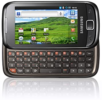 samsung galaxy 551 black i5510 sim free unbranded amazon co uk rh amazon co uk Samsung Galaxy Stellar User Manual samsung galaxy 551 gt-i5510 user manual