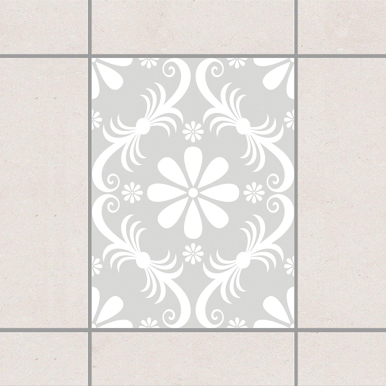Fliesenaufkleber für Bad und Küche - 10x10 cm - Motiv Butterfly - 20 ...