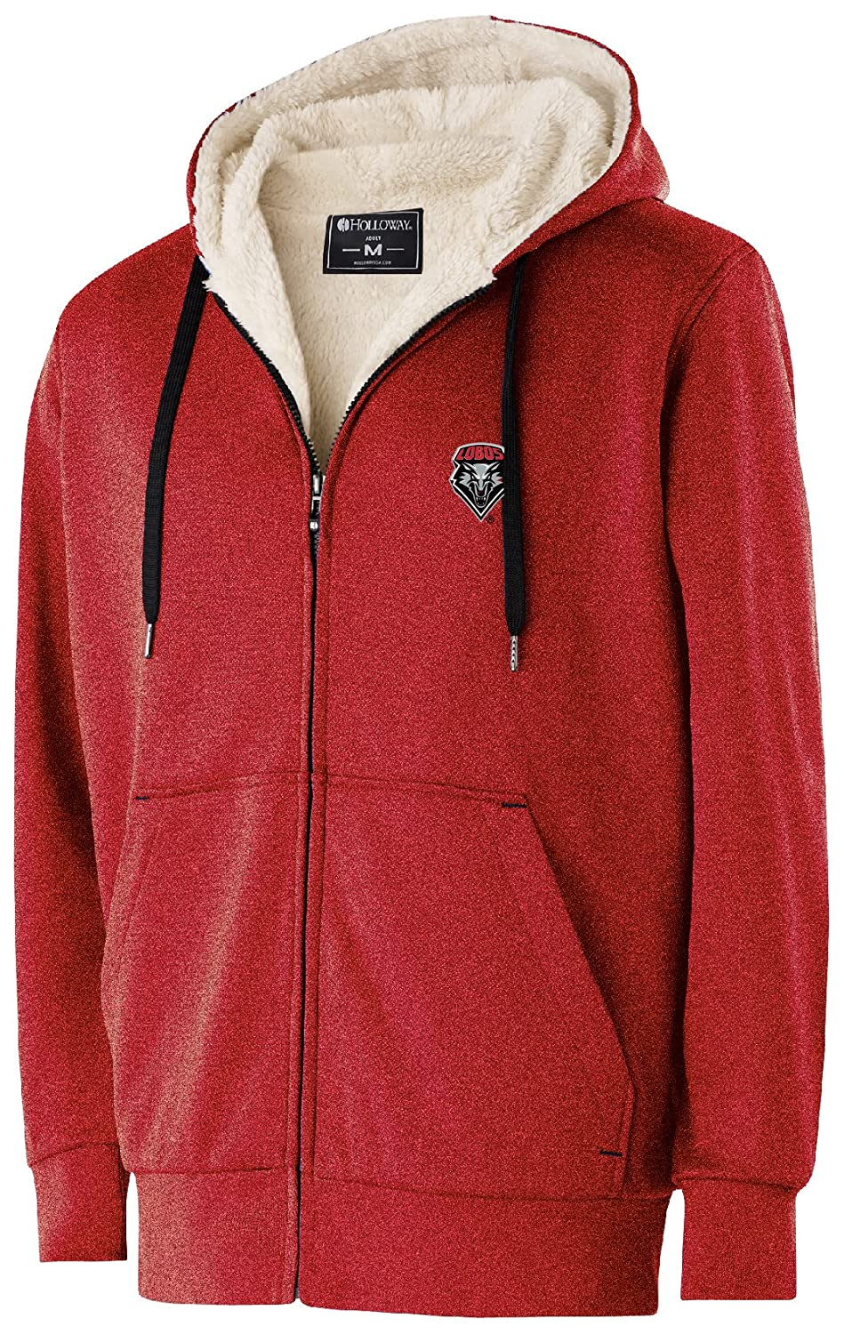 Ouray Sportswear NCAA Adult-Men Mens Artillery Sherpa Jacket