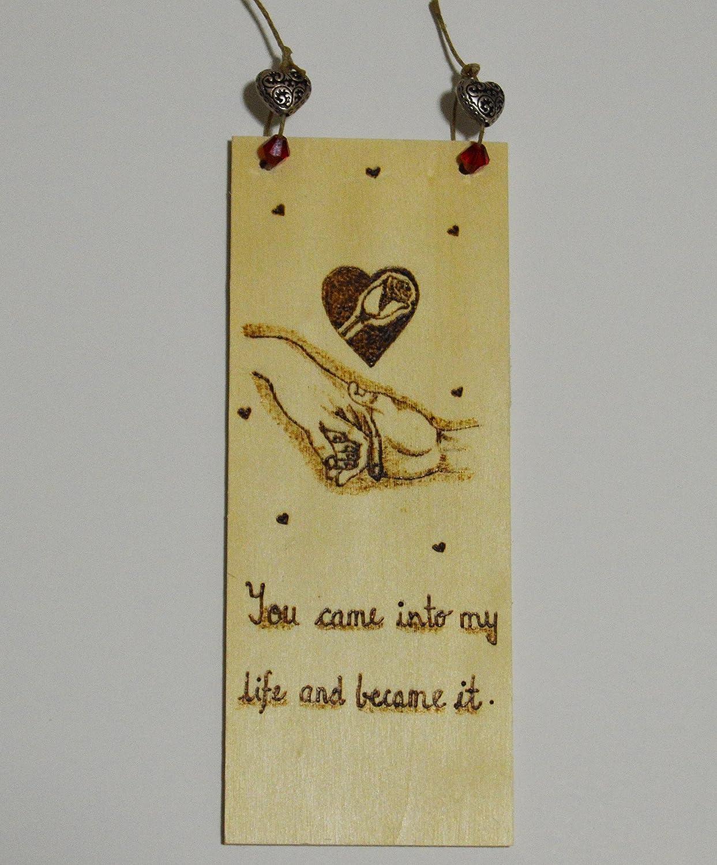 Amazon Com Valentine S Day Gift Romantic Wood Gift Item