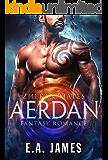 Aerdan: Sci-Fi and Fantasy Romance (Zhekan Mates Book 1)
