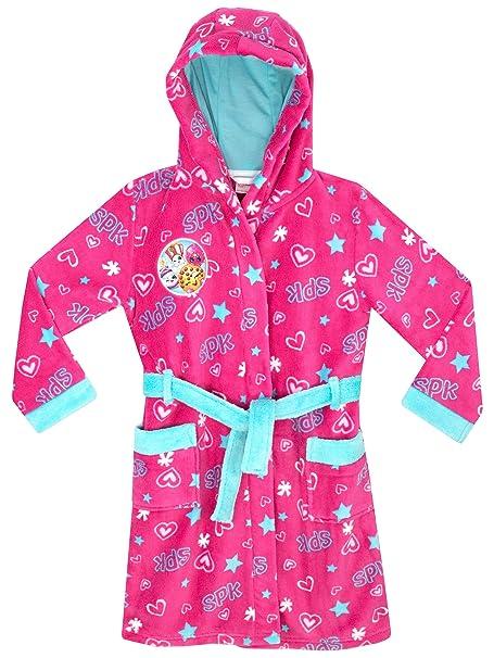 Shopkins - Bata para niñas - Shopkins - 12 - 13 Años: Amazon.es: Ropa y accesorios