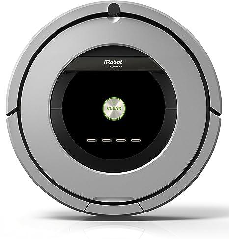 iRobot Roomba 886 aspiradora robotizada Sin bolsa Negro ...