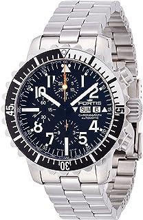 377abe889f [フォルティス]FORTIS 腕時計 マリンマスター クロノグラフ 671.17.41M メンズ 【正規輸入