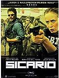 Sicario (booklet) [DVD] (English audio, Polish Edition)