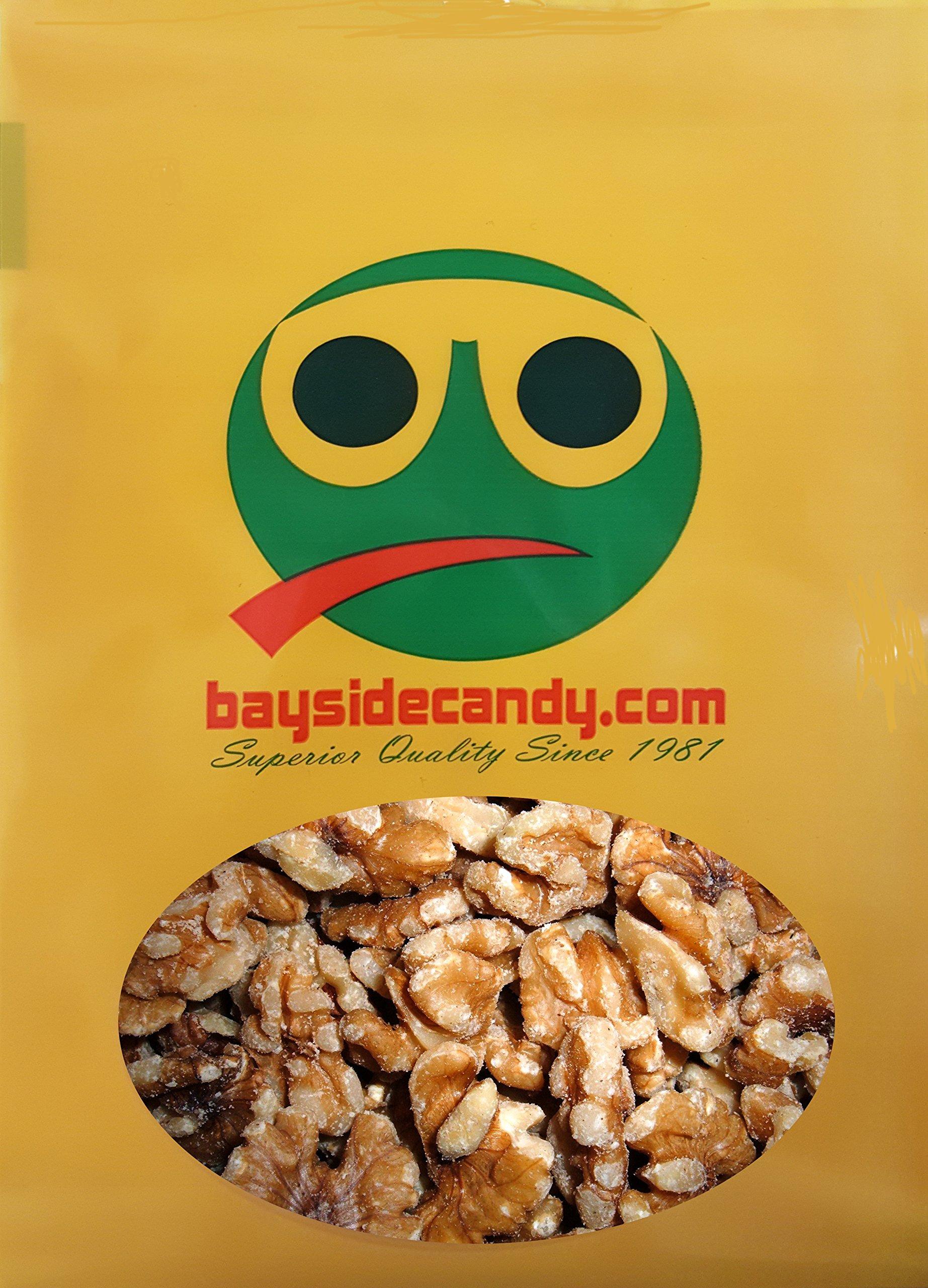 Raw Walnut Halves & Pieces (10 Pound Case) by Superior Nut Company