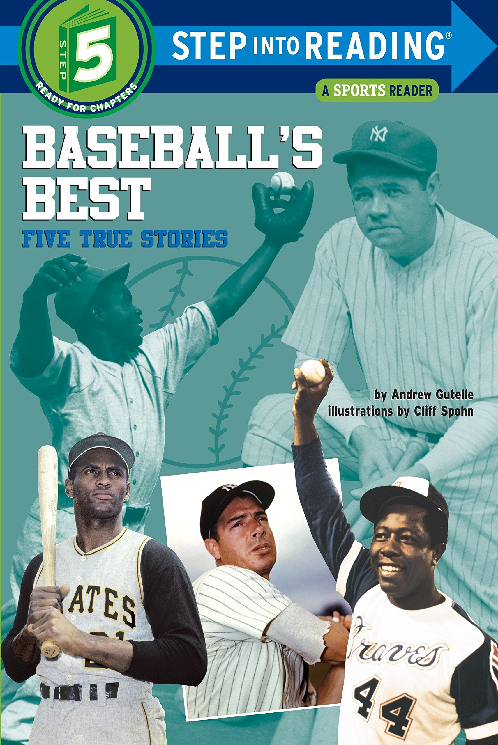 Download Baseball's Best: Five True Stories (Step into Reading) PDF