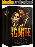 IGNITE: 5 Romantic Suspense Books (Heroes In Love)