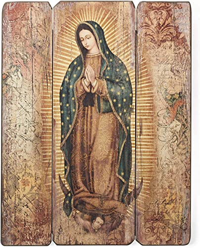 Roman Joseph's Studio Our Lady of Guadalupe Decorative Panel