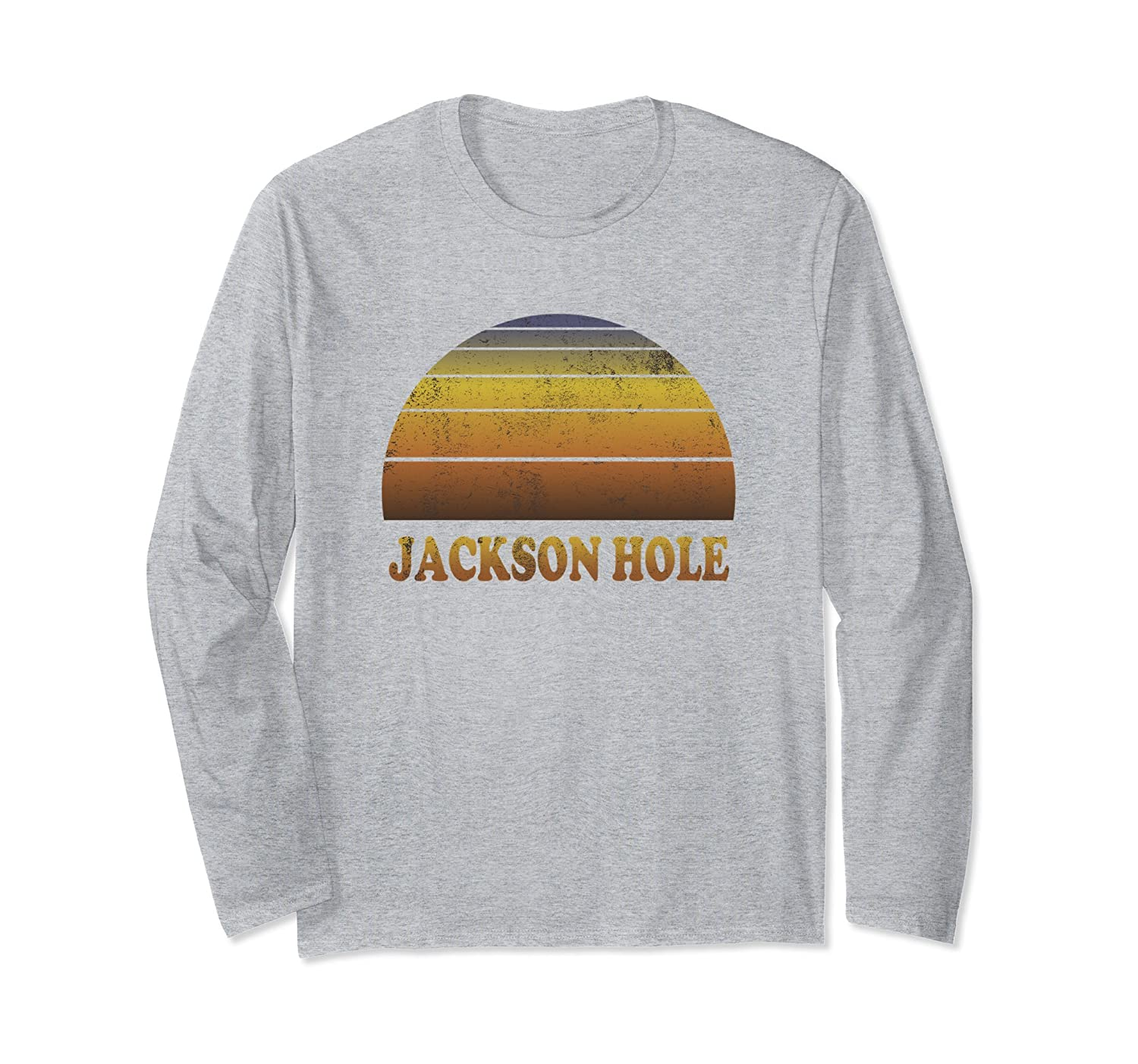 Jackson Hole Vacation Shirt Adult Teen Kids Wyoming Apparel-TH