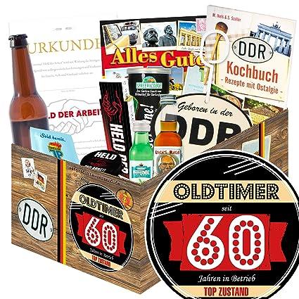 Oldtimer 60 Geschenke 60 Geburtstag Für Mama Mann Geschenk Ddr