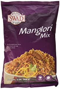 Great Bazaar Swad Mangalore Snacks Mix, 2 Pound